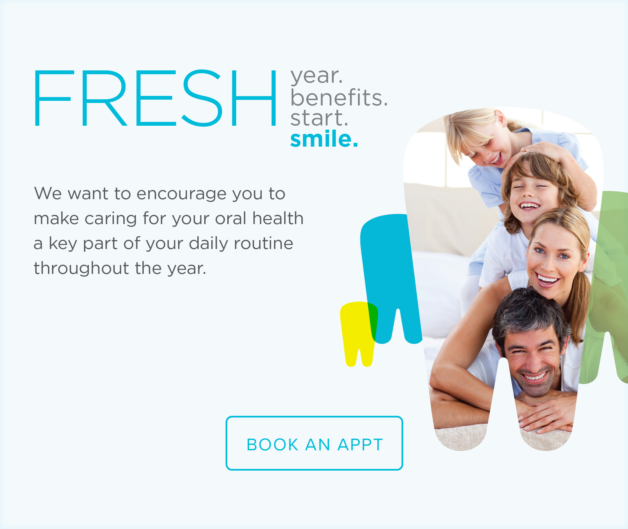 The Woodlands Modern Smiles Dentistry and Orthodontics - Make the Most of Your Benefits